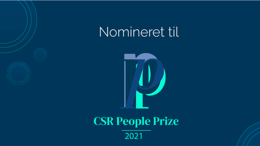 CSR People Prize 2021