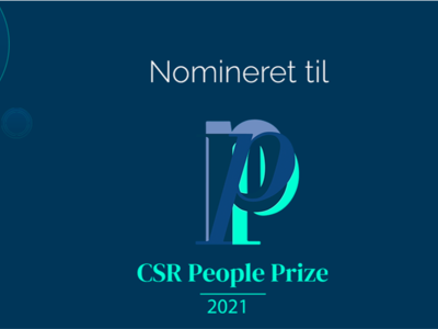 CSR People Prize 2021 - Cover